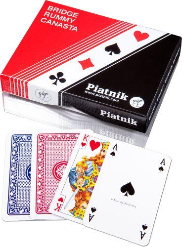 Piatnik, karty klasyczne, 2 talie 66027188