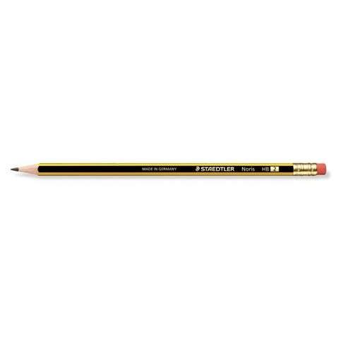 Ołówek Noris 122 Hb Z Gumką 66275664