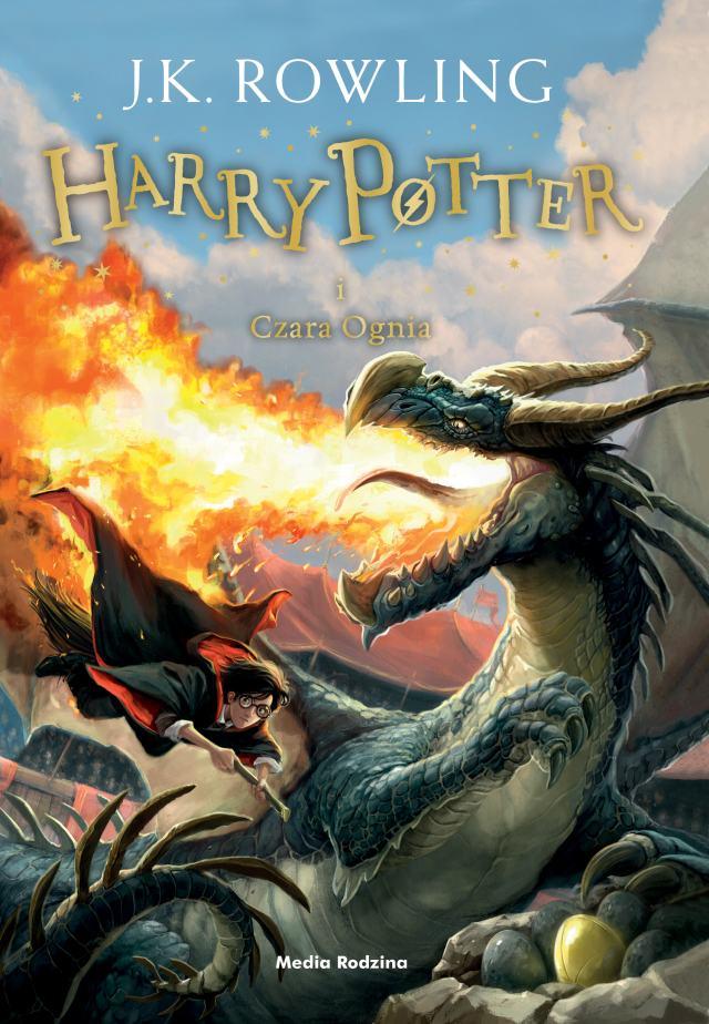 Harry Potter i Czara Ognia. Tom 4 19661254