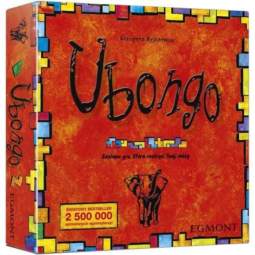 Egmont, Gra Planszowa Ubongo 22617200