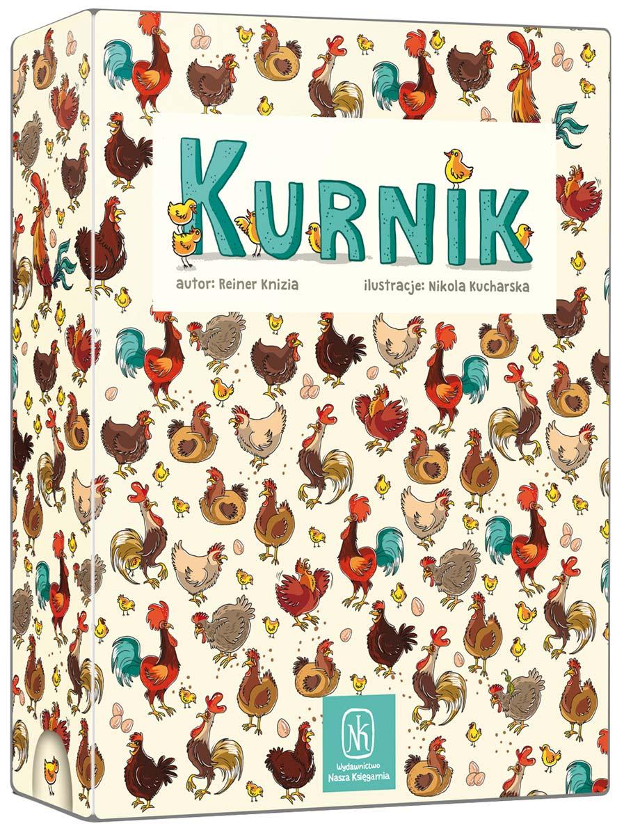 Nasza Księgarnia, gra edukacyjna Kurnik 25604795