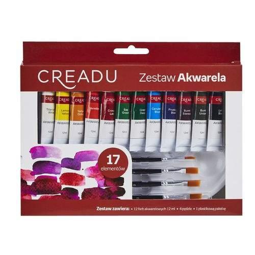 Zestaw Farb Akwarelowych, Cread 26201979