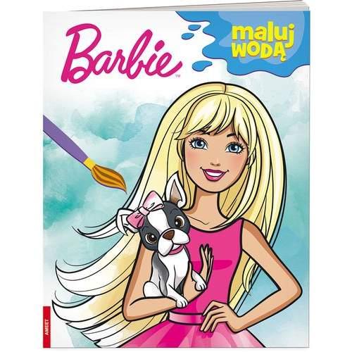 Barbie. Maluj wodą , Opracowani 31089005