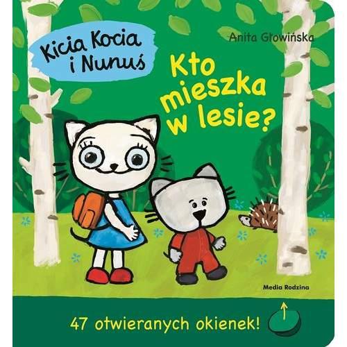 Kicia Kocia i Nunuś. Kto mieszk 32131260