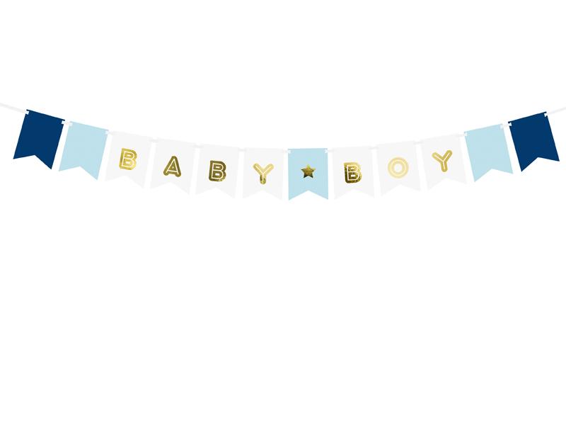 BANER BABY BOY, MIX,