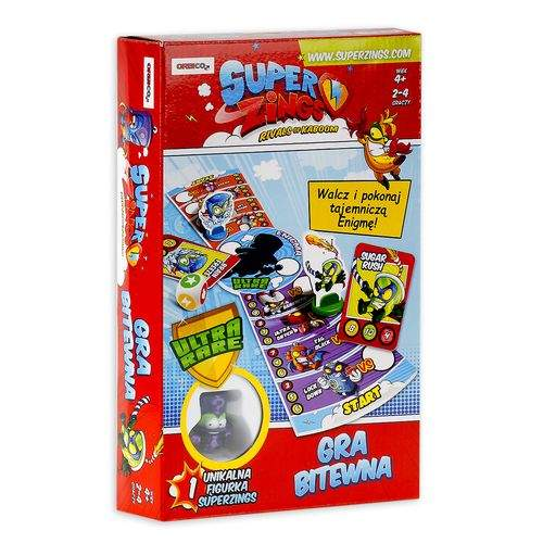 Super Zings, Gra Bitewna 33462721