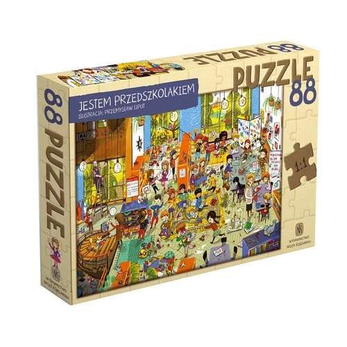 Nasza Księgarnia, Puzzle Jestem 33833200