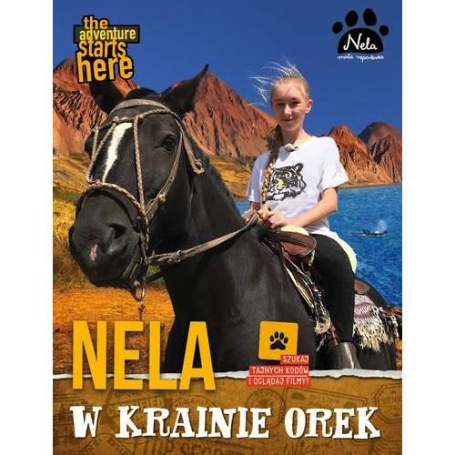 Nela w krainie orek, Nela, Burd 33379364