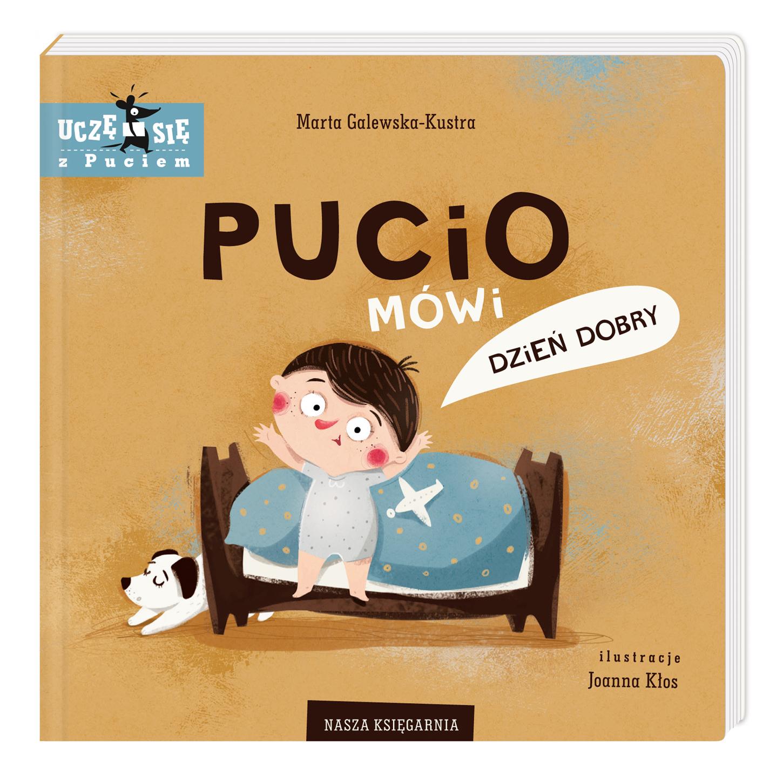 Pucio mówi dzień dobry 34913956