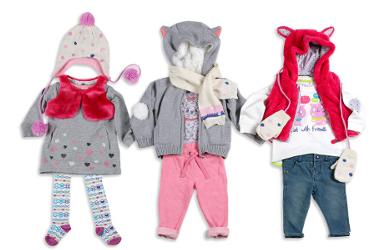 Ubrania dla dzieci 2 lata
