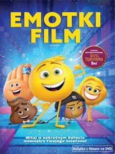'Emotki. Film' reż. Tony Leondis