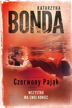'Czerwony Pająk' Katarzyna Bonda