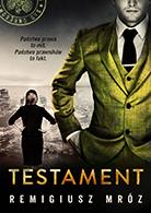 'Testament' Remigiusz Mróz