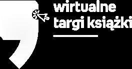 logo wirtualne targi ksiażki z datą
