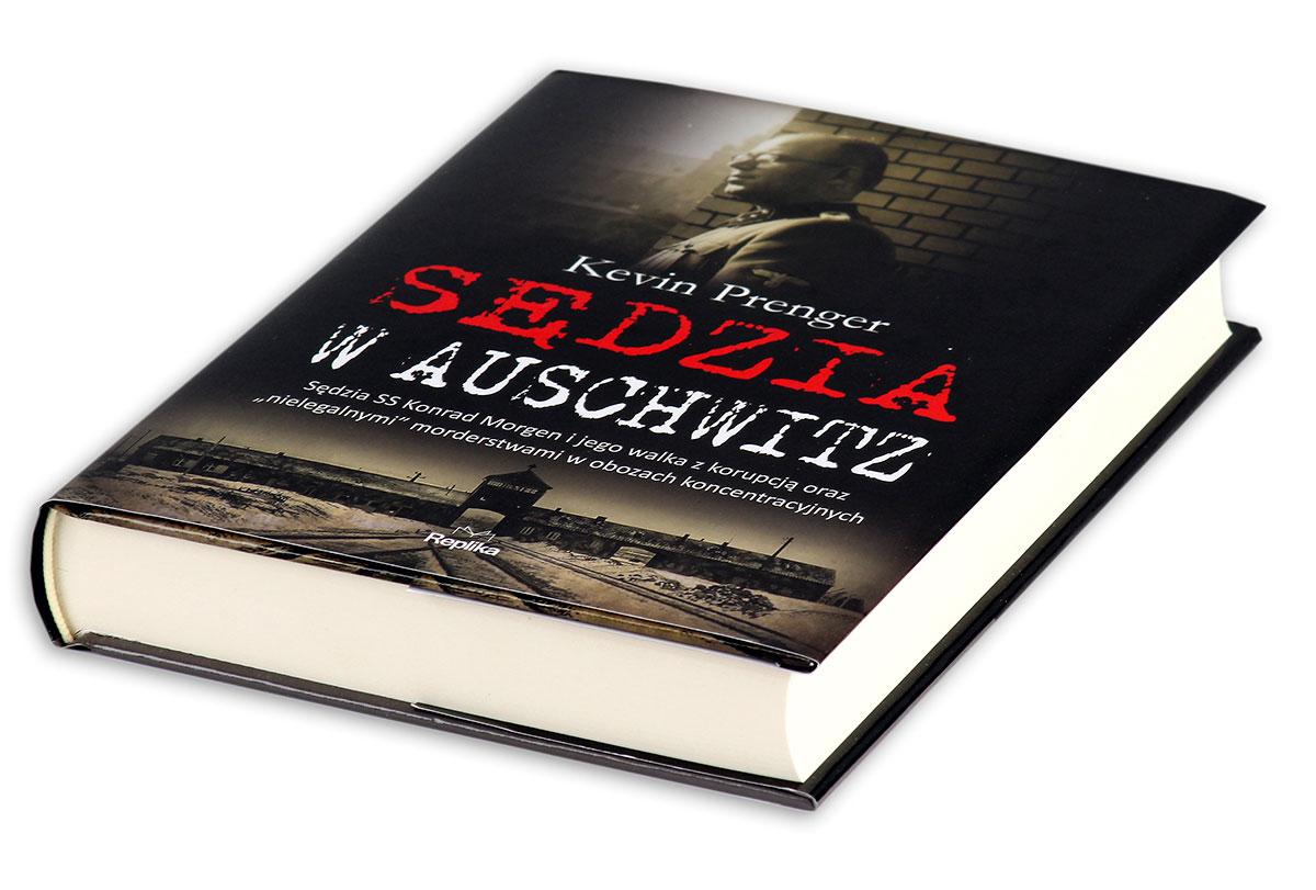 Sedzia w Auschwitz