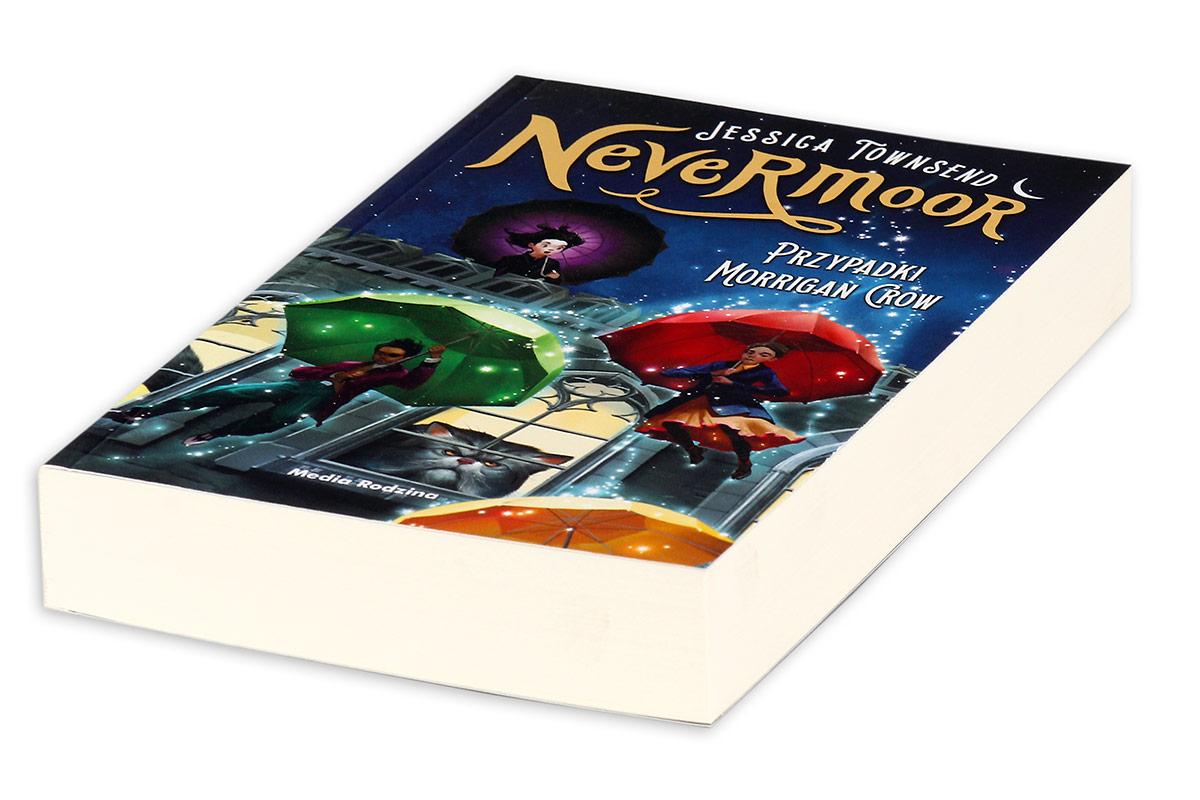 Nevermoor. Przypadki Morrigan Crow