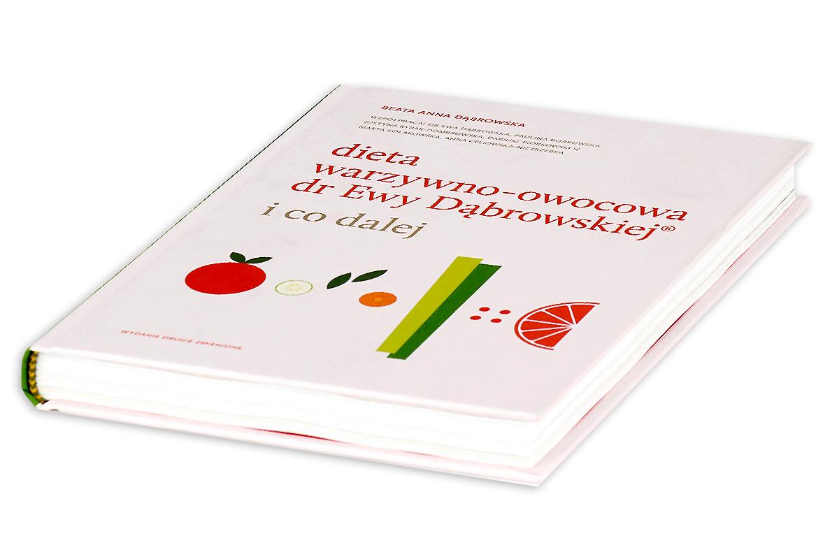 Dieta warzywno-owocowa dr Ewy Dabrowskiej i co dalej