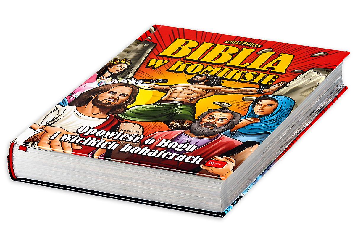 Biblia w komiksie