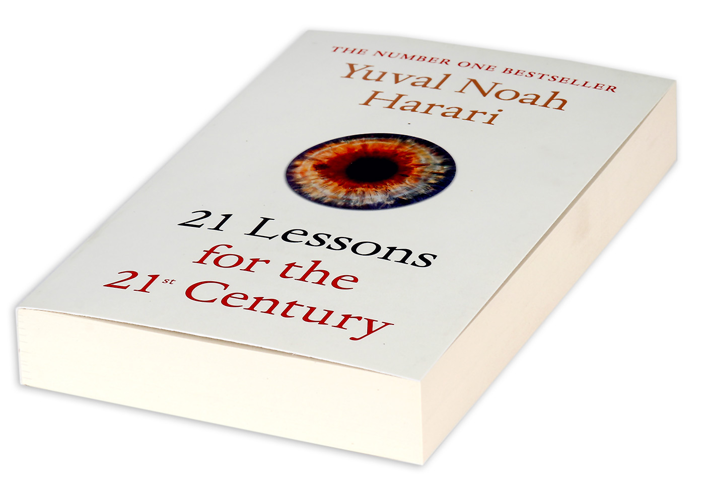 21 lessons for the 21 century