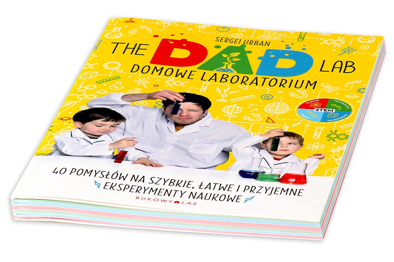 Domowe laboratorium. The Dad Lab