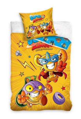 Carbotex Super Zings Pościel dziecięca