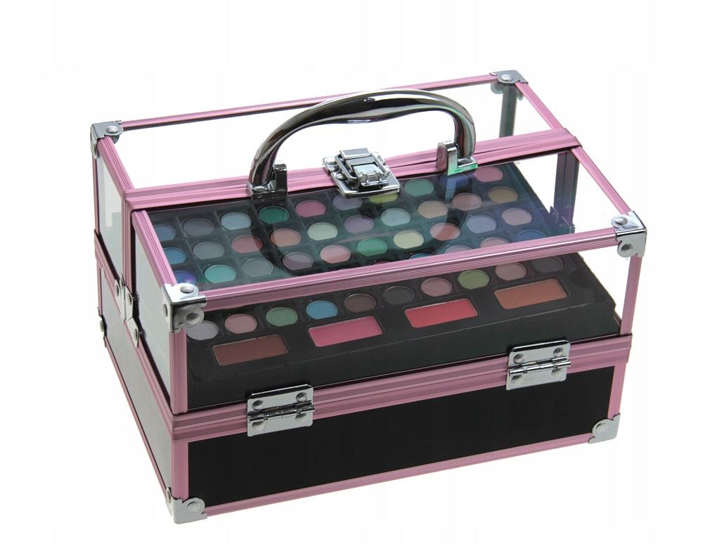 Gloss zestaw do makijażu z kuferkiem 1 szt.