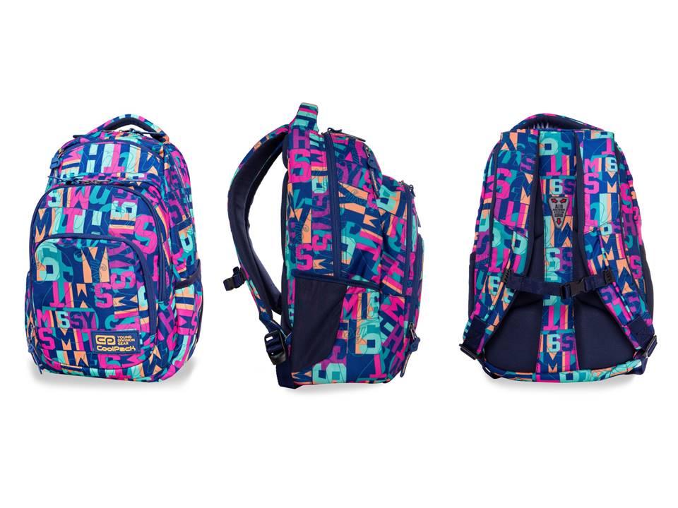 Coolpack, plecak młodzieżowy, Vance, Missy