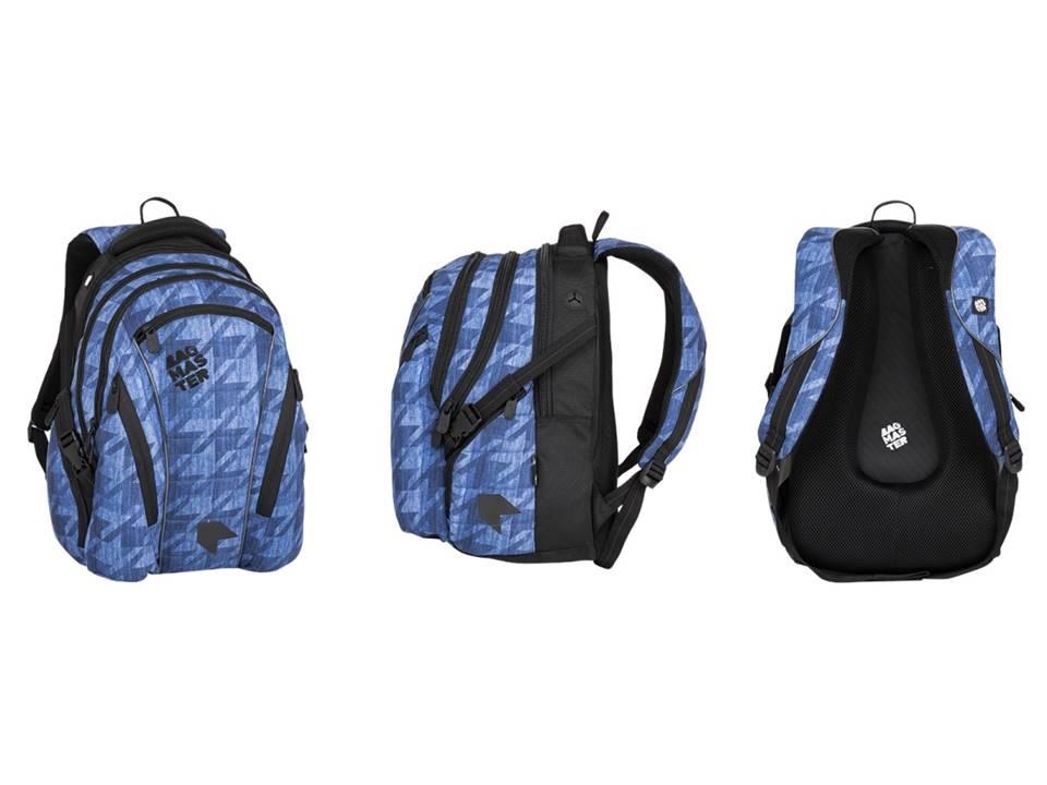Plecak młodzieżowy, model BAG 8 B