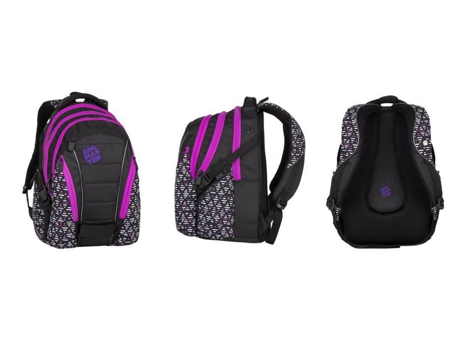 Plecak młodzieżowy, model BAG 8 A