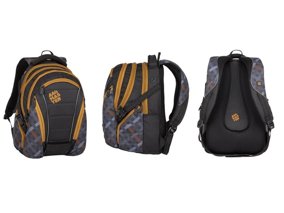 Plecak młodzieżowy, model BAG 8 E