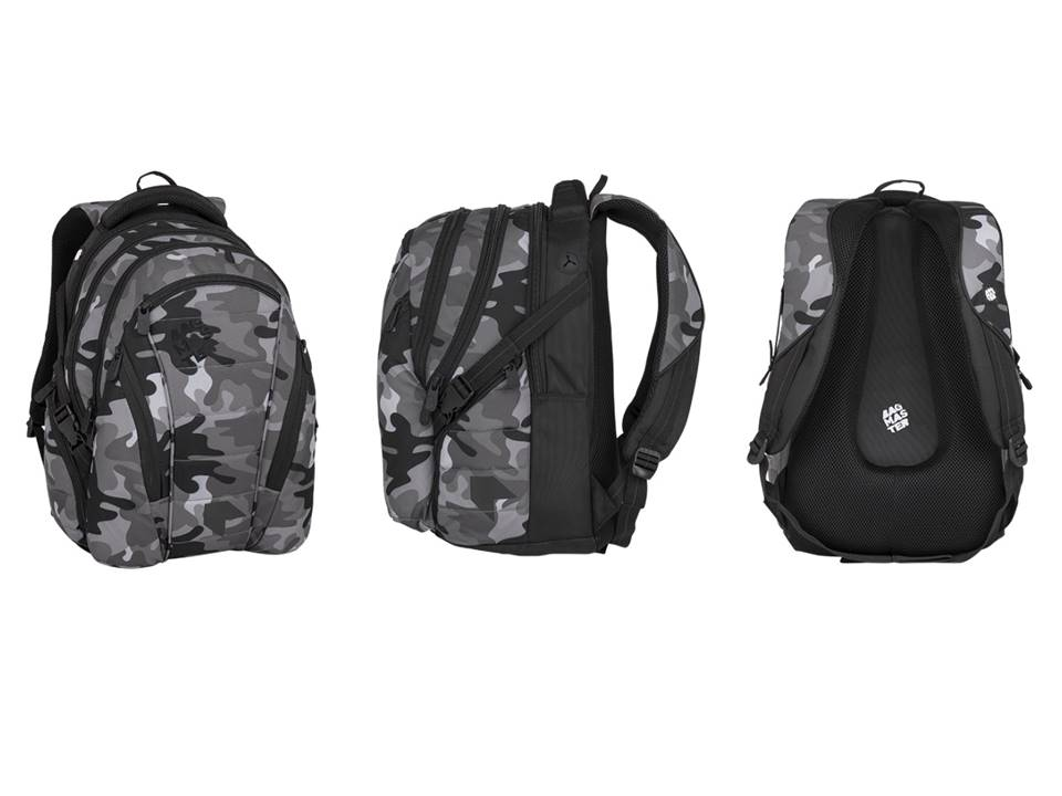 Plecak młodzieżowy, model BAG 8 CH