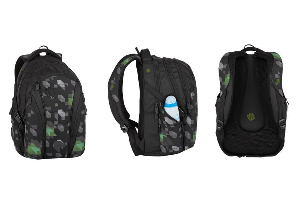 Plecak młodzieżowy, model BAG 8 G