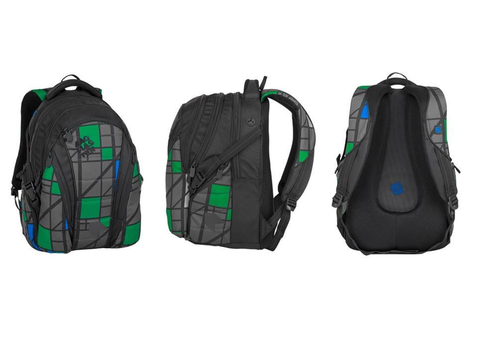 Plecak młodzieżowy, model BAG 8 H