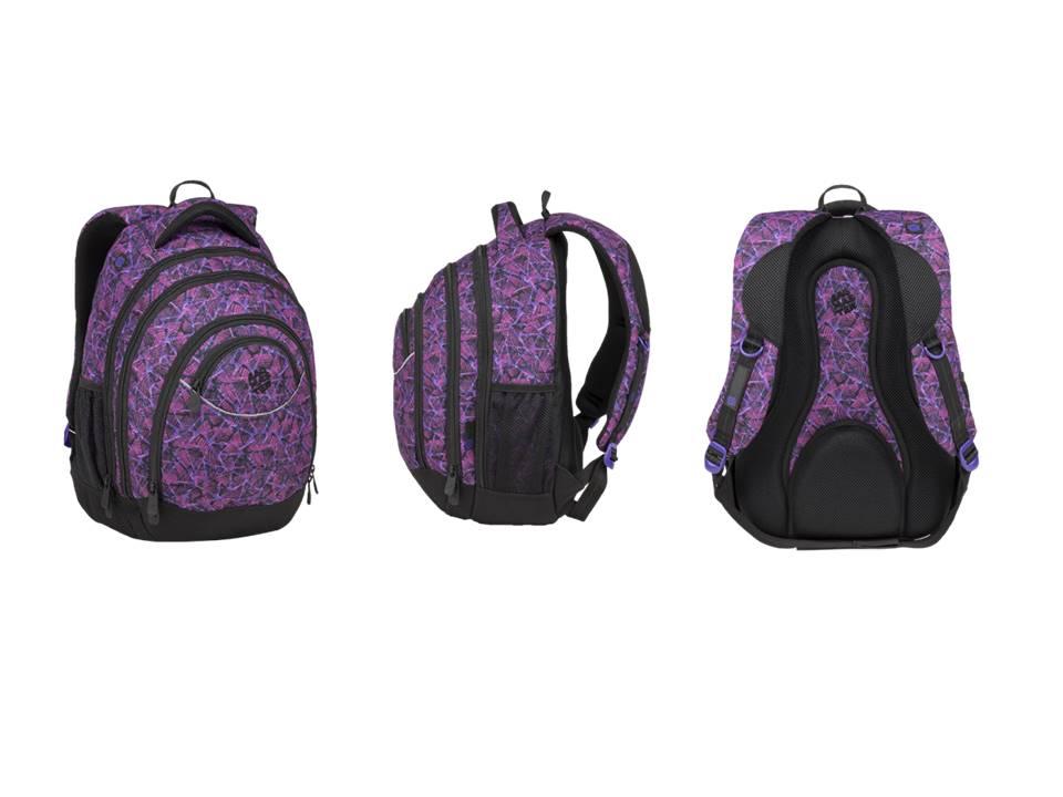 Plecak młodzieżowy, model ENERGY 9 D