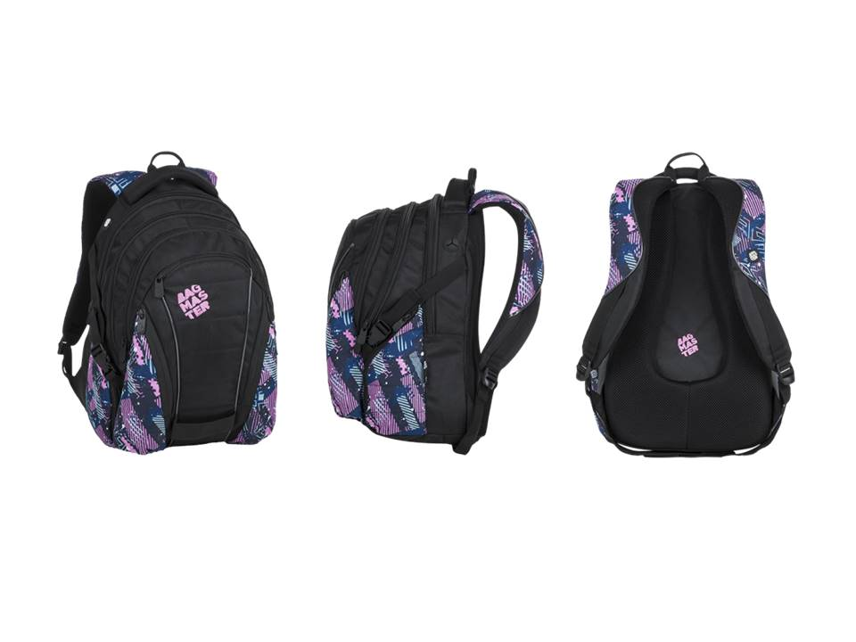 Plecak młodzieżowy, model BAG 9 A