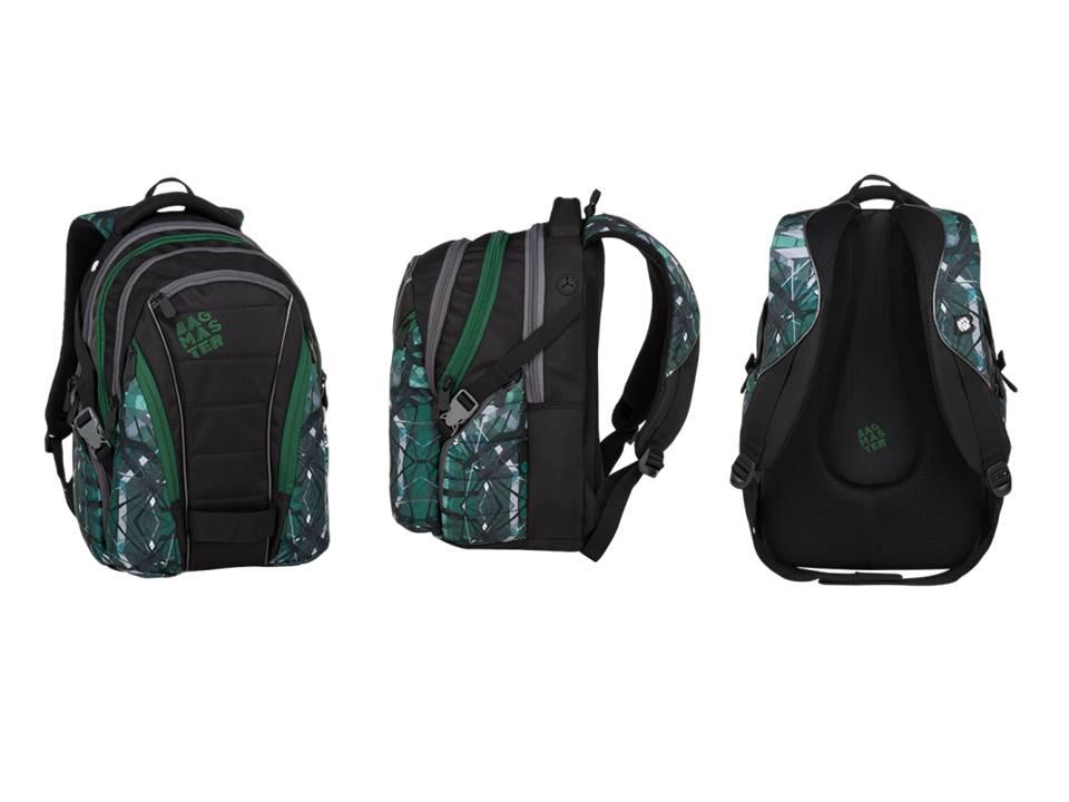 Plecak młodzieżowy, model BAG 9 E