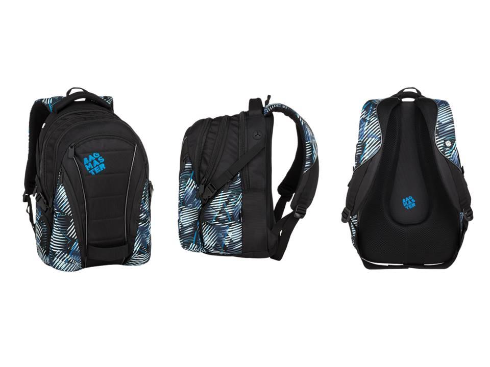 Plecak młodzieżowy, model BAG 9 F
