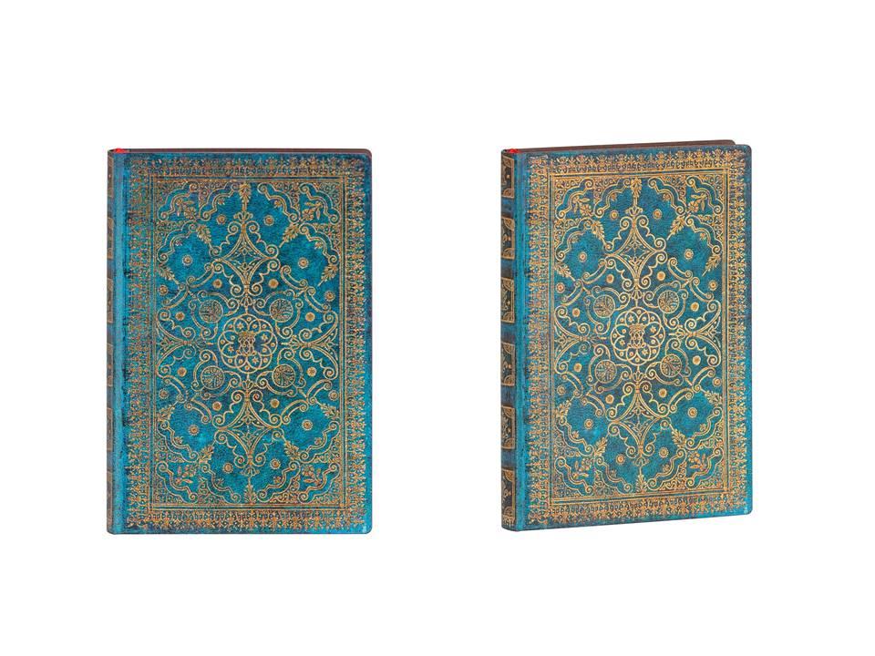 Notatnik gładki Paperblanks Azure Mini