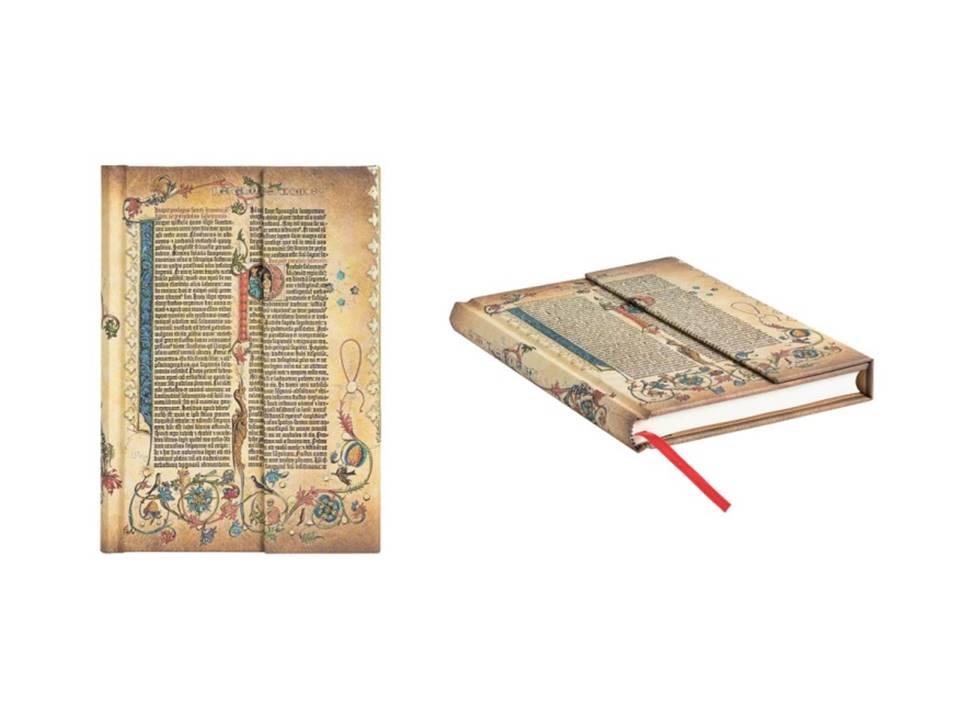 Notatnik w linie Paperblanks Parabole Midi