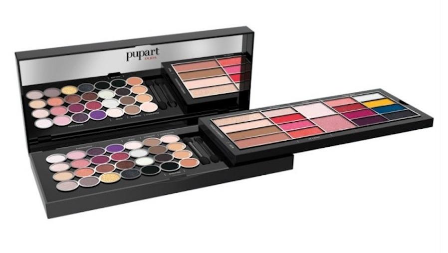 Pupa Pupart L Shiny Hit Vibes zestaw kosmetyków do makijażu 40,8 g
