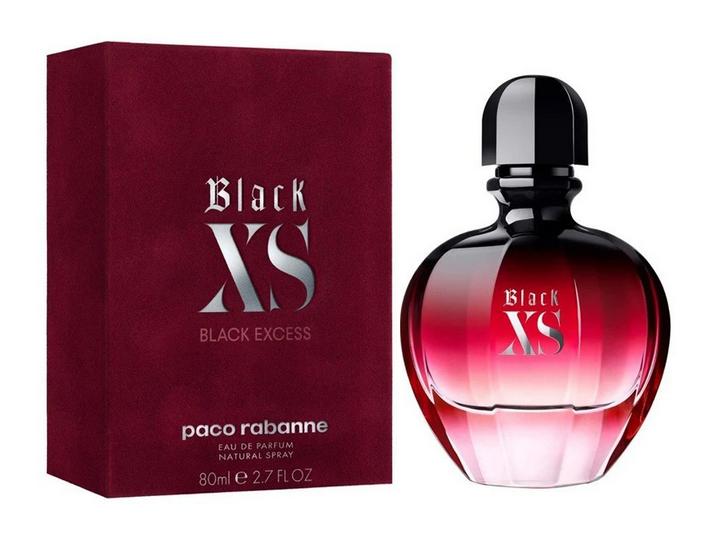 Paco Rabanne Black XS Pour Femme woda perfumowana 80 ml