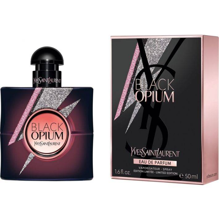Yves Saint Laurent Black Opium Storm Illusion woda perfumowana 50 ml