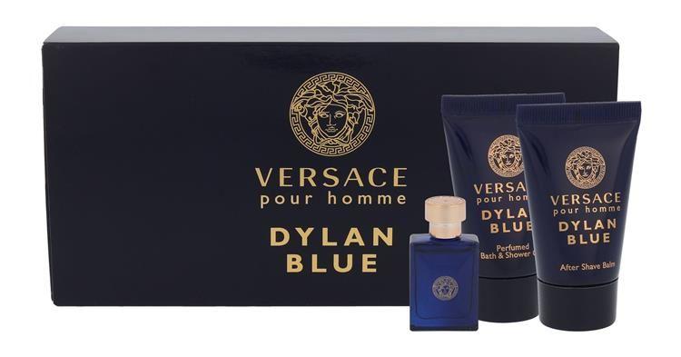 Versace Pour Homme Dylan Blue zestaw kosmetyków 3 szt.