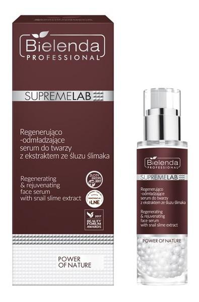 Bielenda Professional Supremelab regenerująco-odmładzające serum do twarzy 30 g