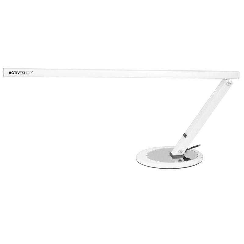 Activ, lampka kosmetyczna na biurko 20W biała, 1 szt.a