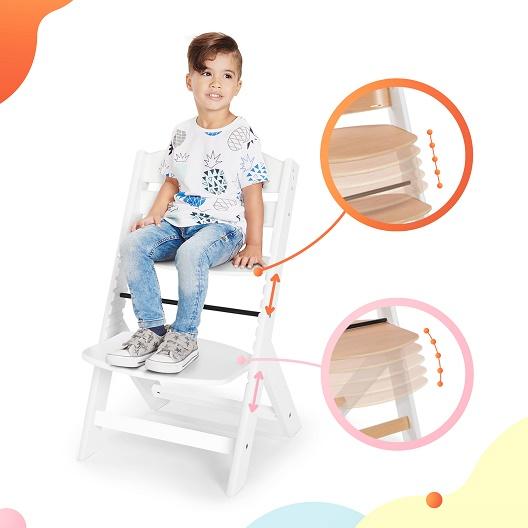 Kinderkraft Enock Krzesełko do karmienia