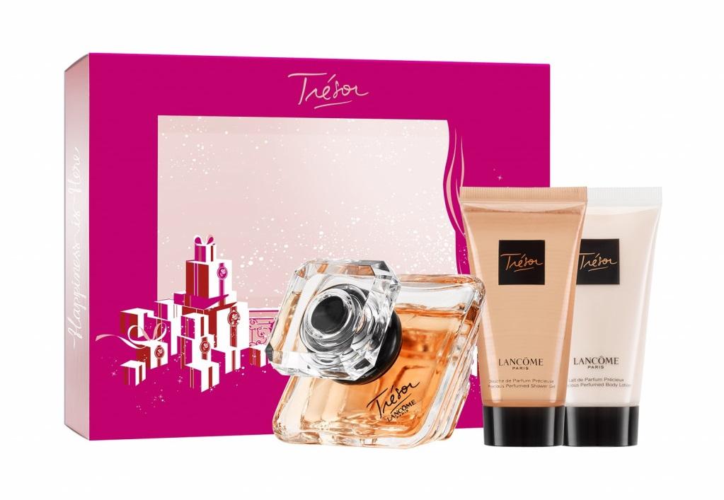 Lancome Tresor zestaw kosmetyków 3 szt.