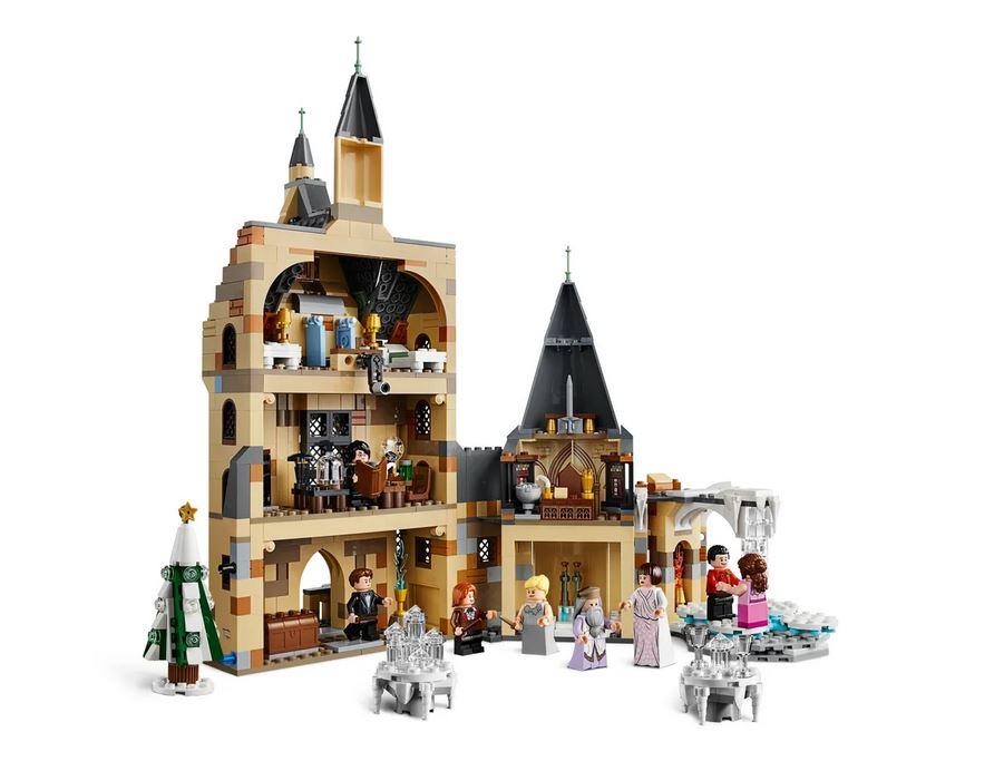 zamek w środku